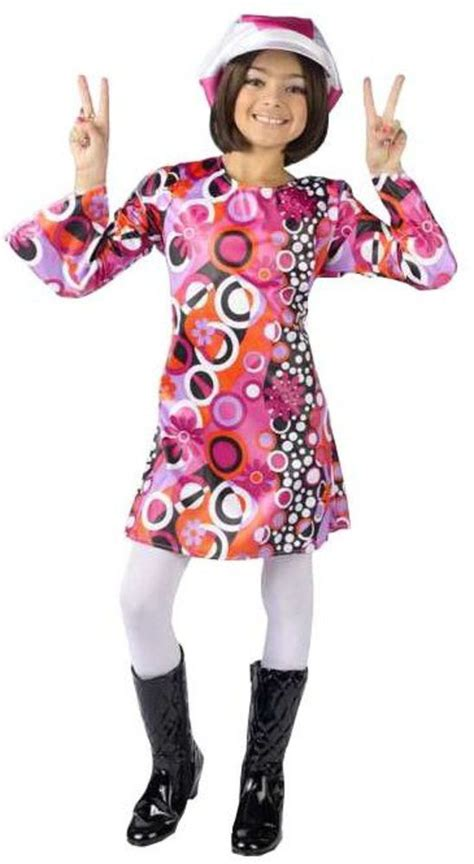 Kids Feelin Groovy Girls 70s Costume | 1970u0026#39;s disco | Pinterest | Kid Girls and 70s costume