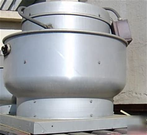 upblast exhaust fans commercial greenheck cube 18 15g 1 1 2 hp roof upblast exhaust fan