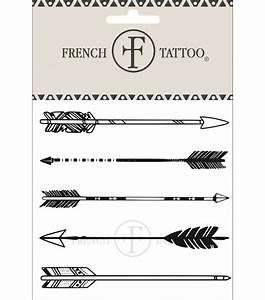 Dessin Fleche Tatouage : tatooshop tatouages temporaires ~ Melissatoandfro.com Idées de Décoration