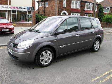 renault scenic 2005 interior renault scenic 1 9 2005 technical specifications