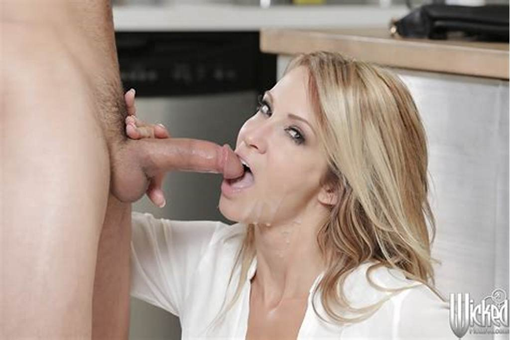 #Sweet #Milf #Blonde #Jessica #Drake #Is #Giving #A #Deep #Blowjob
