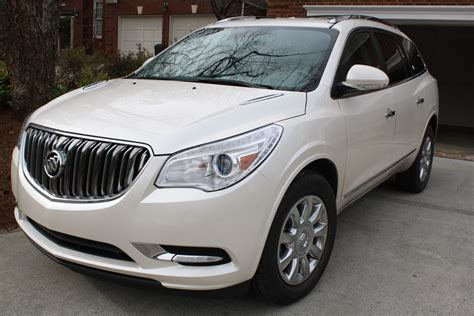 buick enclave diminished  car appraisal