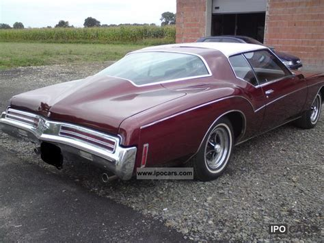 1973 Buick Riviera Boattail by 1973 Buick Riviera Boattail Car Photo And Specs