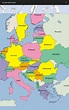Europe Map Puzzle for Android - APK Download
