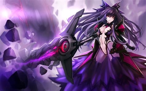 Anime Like Date A Live Wallpaper Anime Date A Live Yatogami Tohka Screenshot