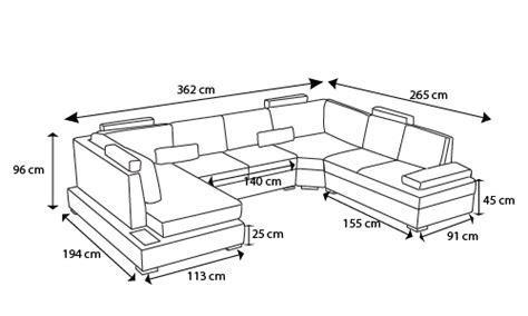 canap sur mesure en ligne canapé d 39 angle panoramique en tissu lowing mobilier moss