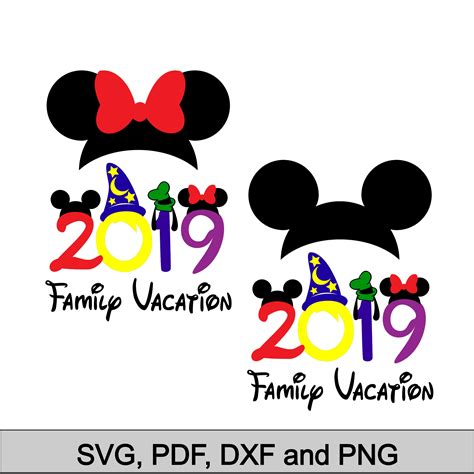 Search more high quality free transparent png images on pngkey.com and share it with your friends. Family Vacation 2019 svg Disney Family Vacation svg DIY ...
