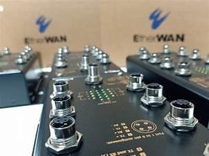 Er52082   M12 Ethernet Switch