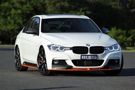 2017 Bmw 340i M Performance Review