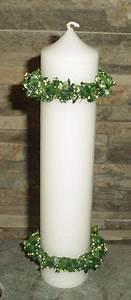 Tropfenfänger Für Kerzen : toller kerzenschmuck f kommunionkerze taufkerze kommunion pinterest kommunion ~ Markanthonyermac.com Haus und Dekorationen