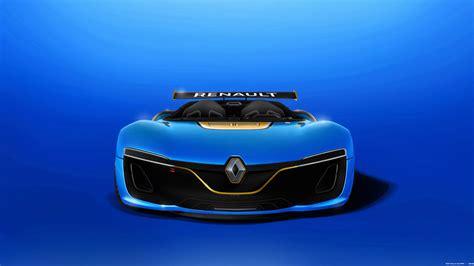 Renault Spider Future Concept 4k Wallpaper Hd Car Wallpapers