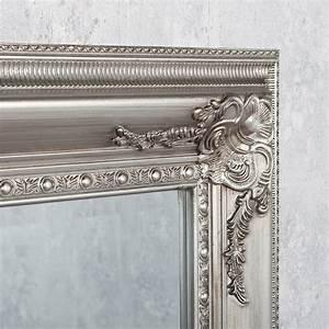 Spiegel Groß Antik : spiegel eve antik silber 190x80cm 7220 ~ A.2002-acura-tl-radio.info Haus und Dekorationen