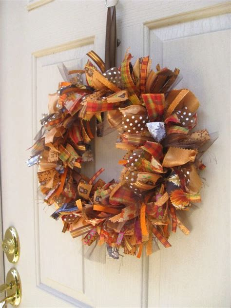 a fall wreath 50 amazing fall wreaths i heart nap time