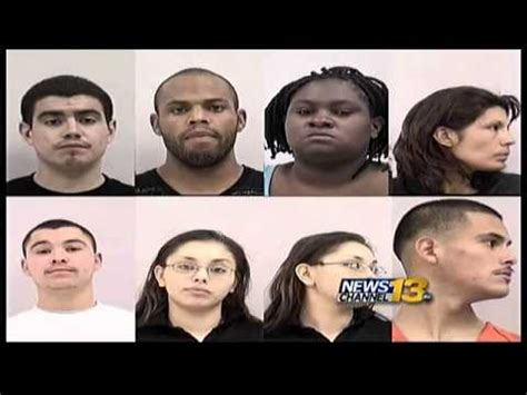 northside mafia accused members arrested