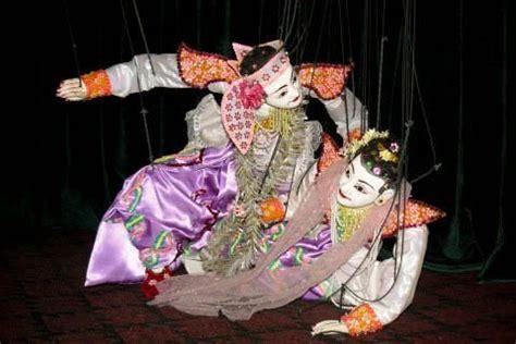 puppet duet dancemyanmar wwwodysseymyanmarcom