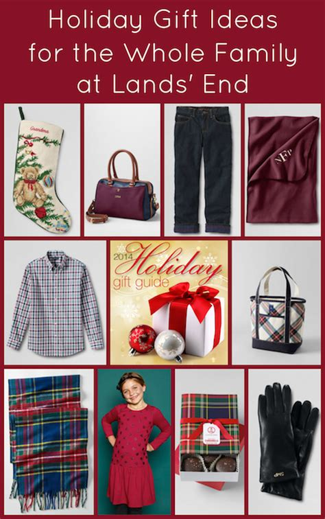 holiday gift ideas for the family