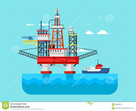 Drilling Cartoons, Illustrations & Vector Stock Images