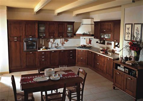 country kitchen me مطابخ خشب 2017 بديكورات جديدة مودرن ميكساتك 6104