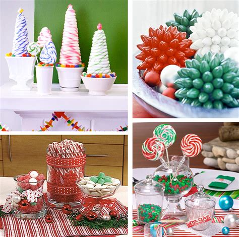 20 Christmas Table Decorations Ideas