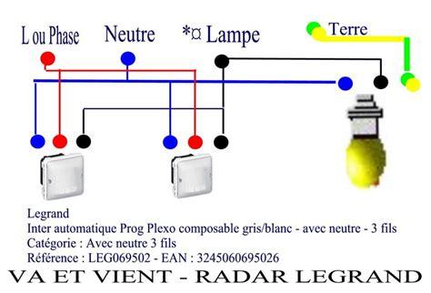 conseils branchement 233 lectrique 164 brancher d 233 tecteur de pr 233 sence 224 partir interrupteur