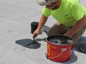 Modified Bitumen Roof Repair