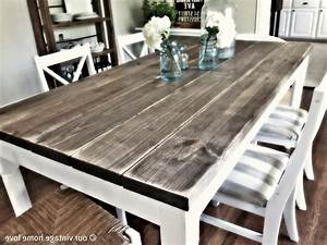 Farmhouse Kitchen Table Dining Table Set 5 Piece Set