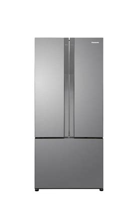 panasonic  french door refrigerator stainless steel buy  heathcote appliances