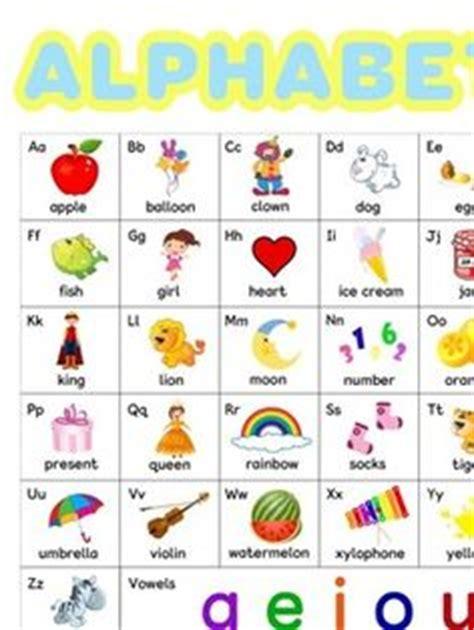abc chart uppercase  images abc chart
