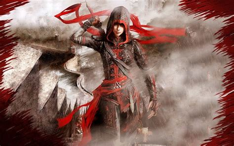 Assassin Anime Wallpaper - assassin s creed chronicles china wallpaper free desktop