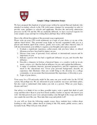 14410 college admission essay exles college essay layout