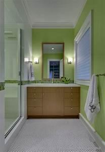 peinture pour salle de bain idees elegantes et conseils With peinture meuble de salle de bain