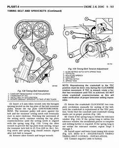 2 4l Dohc Timing Belt Diagram