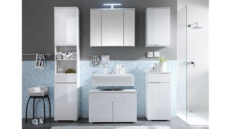 schrank für badezimmer kommode spice badezimmer bad schrank in wei 223 hochglanz