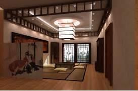 Japanese living room i...