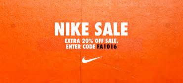 Nike Promo Codes by Nike Promo Code 20 Sales Sneakers Madame