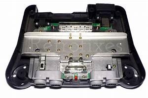 N64 Upgrade Rgb Amp Kit Installation Instructions