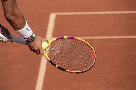 Rafael Nadal Plays In The 2020 French Open With A Limited ...