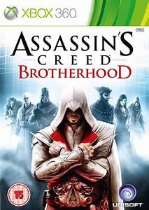 Assassin39s Creed Brotherhood Box Shot For Xbox 360 GameFAQs