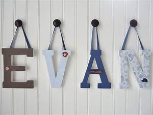 Items similar to wall letters nursery decor wooden