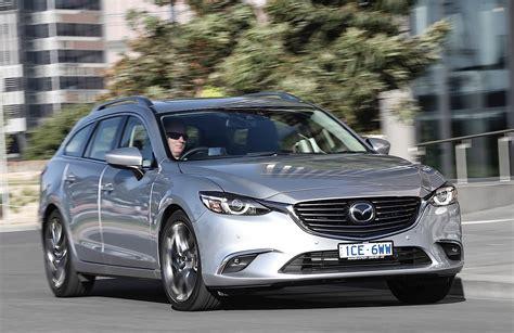 Mazda 6 / Atenza Wagon Specs & Photos