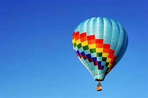 Calgary Hot Air Balloon Ride - Unique Christmas Gift Ideas ...