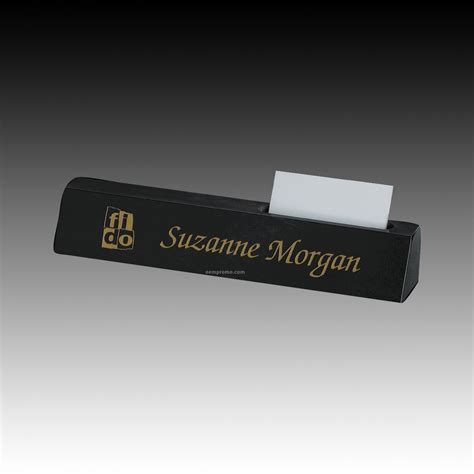 custom desk name plate card holder name plates china wholesale name plates page 49