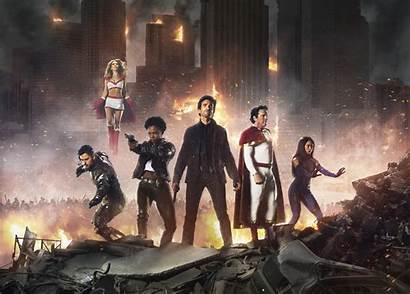 Powers Season Tv Series Movies Playstation Wallpapers