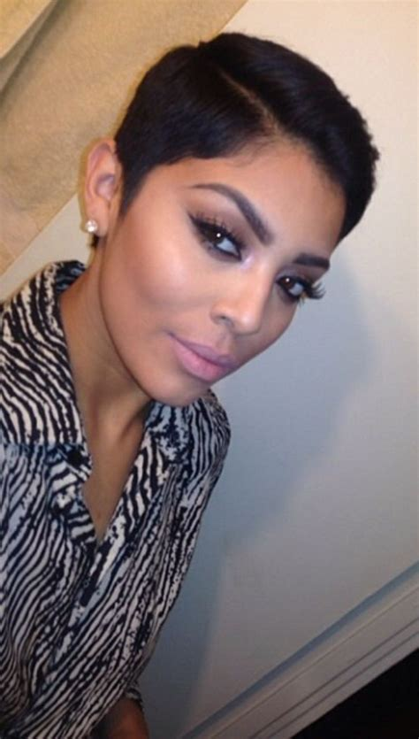 easy short hairstyles  african american women hair