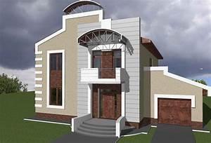 Modelos De Casas  Dise U00f1os De Casas Y Fachadas  Fotos De