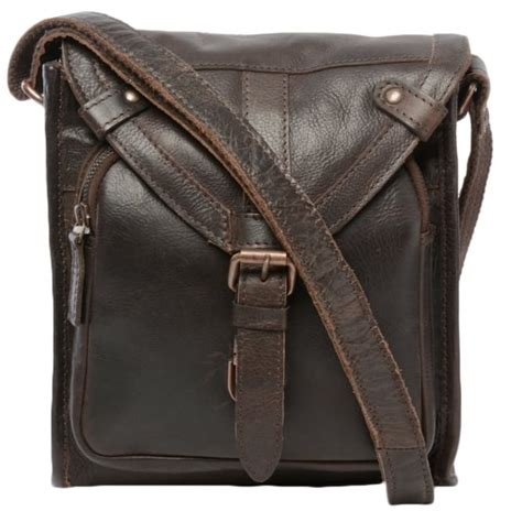 Brown Leather Travel Bag Purse Mens Small Leather Travel Bag Brown Plato Mens Leather