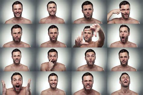 range of human emotions these amazing photo collages display the wide range of human emotions awesome work viralspell