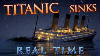 Britannic Sinking In 5 Minutes by 16 Titanic Sinking Animation Real Time Titanic Gif