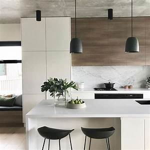 30, Elegant, Minimalist, Kitchen, Design, Ideas, For, Small, Space, To, Try