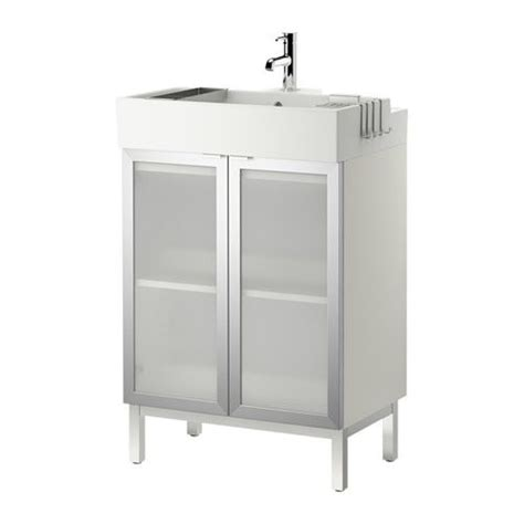 kitchen sink units ikea lill 197 ngen sink cabinet with 2 doors ikea can be used as a 6001